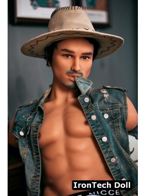 Torso Male Doll Homme - Kevin - 100cm
