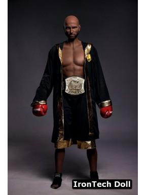 Beau Boxeur black IronTechDoll - Kevin - 175cm