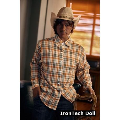 Poupée Homme métisse IronTechDoll - Charles - 175cm