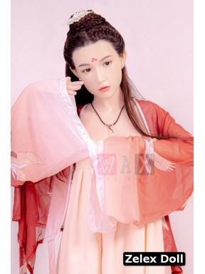 Poupée sexuelle asiatique Zelex Doll - Soledad - 165cm