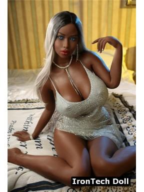 Poupée sexuelle Black IronTechDoll - Lola - 158cm