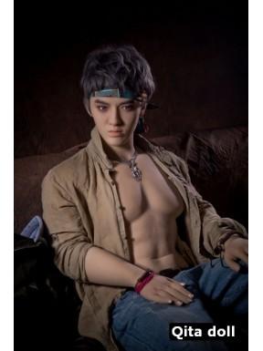 Gay Sex Doll en TPE - Wu - 175cm