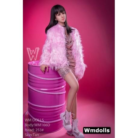 Wm Love doll Bonnet B en TPE - Myrine - 166cm