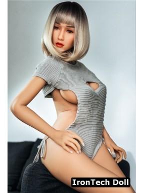 Femme IronTech Doll en TPE - Miya - 160cm Minus