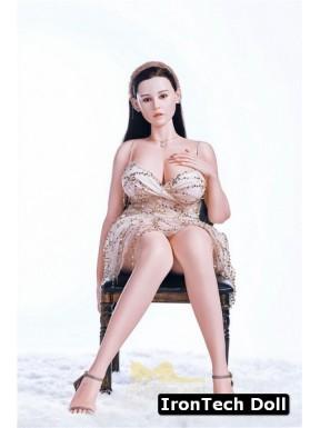 IronTech Doll silicone peau naturelle - Amaryllis - 162cm