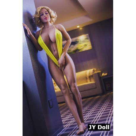 Real doll musclée en TPE - Luba - 166cm