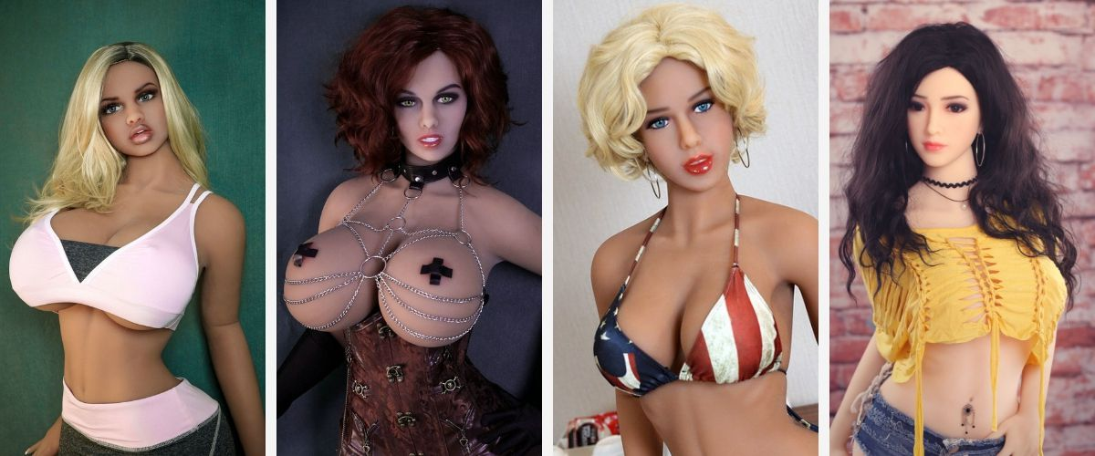 Companion sex doll AF Dolls