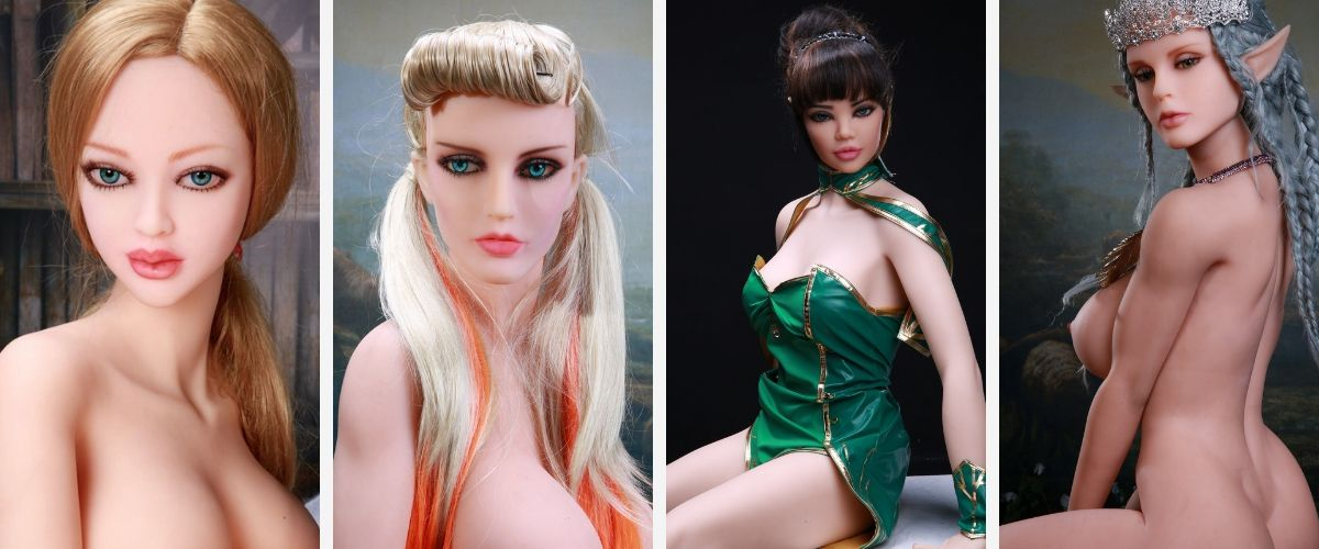 Access our Victoria Sex Doll fantasy doll catalogue