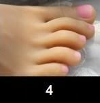 4 - Rose clair
