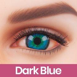 Bleu foncé (Dark blue)